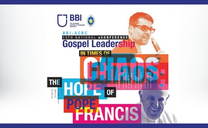 Image:BBI eConference - Gospel Leadership in Times of Chaos: The Hope of Pope Francis