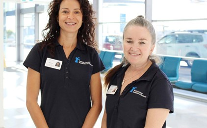 Image:Dedicated nurses to help prostate cancer patients throughout the Newcastle and Hunter region