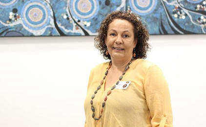 Image:Aboriginal Hospital Liaison Officer appointed at Calvary Mater Newcastle