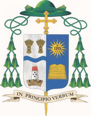 Bishop William Wright's Coat of Arms