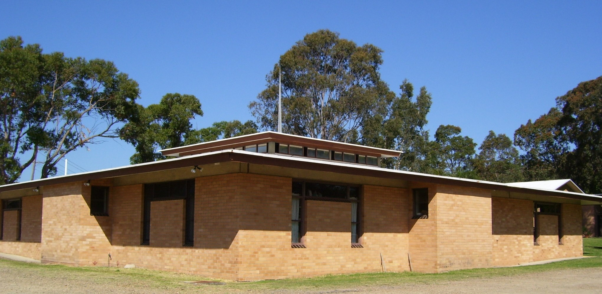 All Saints Blackbutt South Image