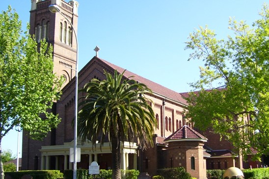 Sacred Heart Cathedral Newcastle West Image