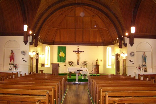 St Mary's Dungog Image