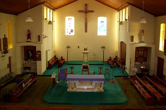 Our Lady of Perpetual Help Wingham Image