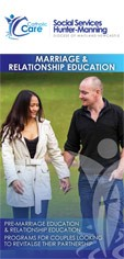 Marriage Education brochure